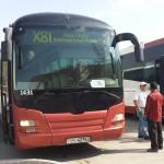 Bus X81 – Ruwais to Abu Dhabi Intl Airport (AUH)