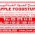 Apple FoodStuff Phone Number