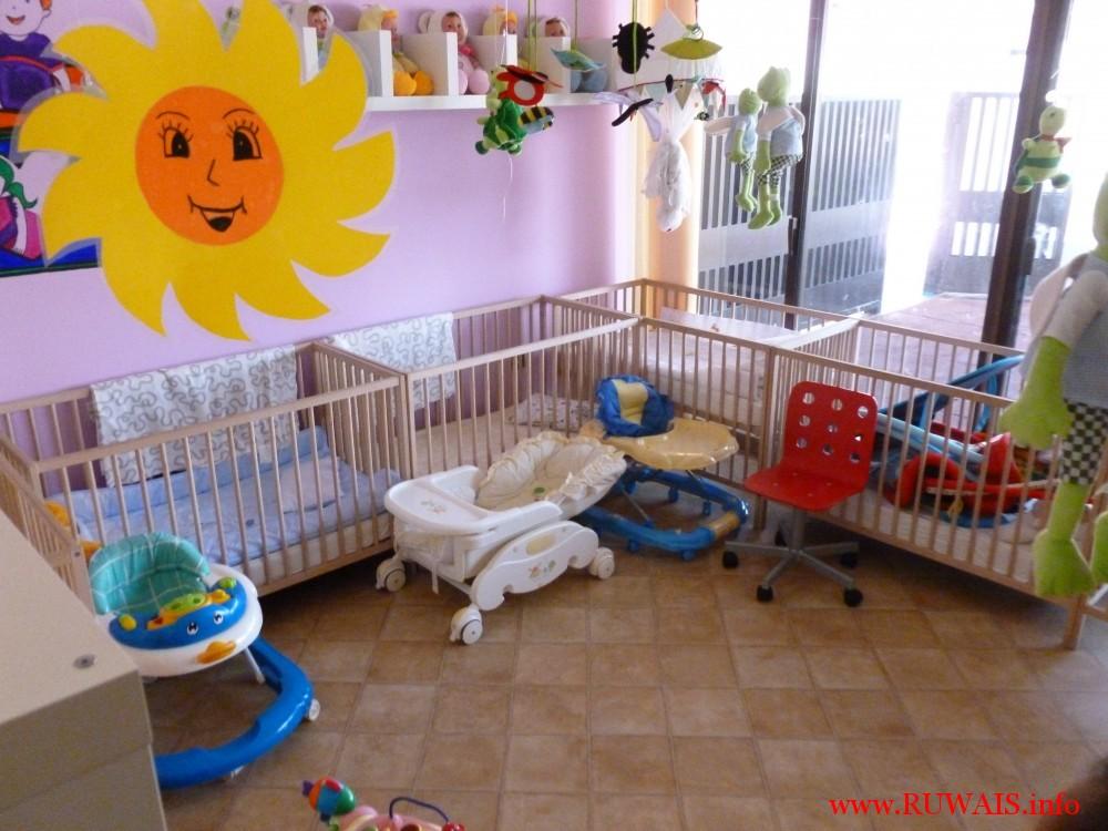 Baby room inside