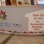 Ruwais Mall 1st Year Aniversary