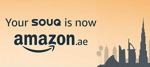 Souq is now Amazon ae… but it's not good news