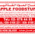 Apple FoodStuff Phone Number